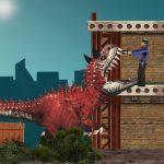 لعبة الديناصور ريكس الجديدة