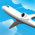 لعبة مسار طائرات السفر