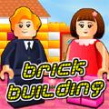 لعبة البناء بالمكعبات