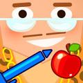 لعبة تصوييب التفاح