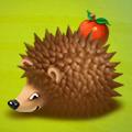 لعبة القنفذ و التفاح
