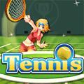 لعبة التنس الاصلية