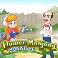 لعبة مطابقة الزهور