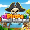 لعبة مطابقة مجوهرات القراصنة