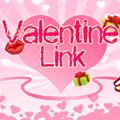 لعبة ربط عناصر عيد الحب