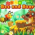 لعبة النحل والدب