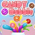 لعبة إسقاط فقاعات الحلوى