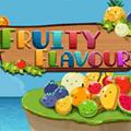 لعبة إنهيار الفاكهة