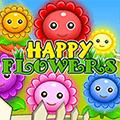 لعبة توصيل الزهور الملونة