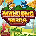 لعبة ماجونغ الطيور