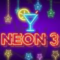 لعبة تبديل المشروبات النيون