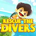 لعبة إنقاذ الغواصين