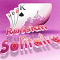 لعبة سوليتير الروسية