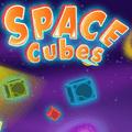 لعبة مطابقة مكعبات الفضاء
