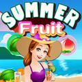 لعبة مطابقة فاكهة الصيف