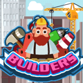 لعبة عامل البناء