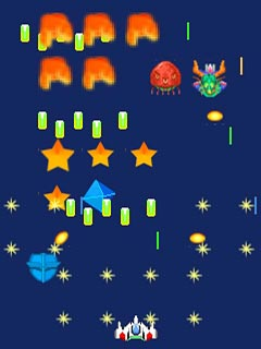 لعبة غزو الفضاء
